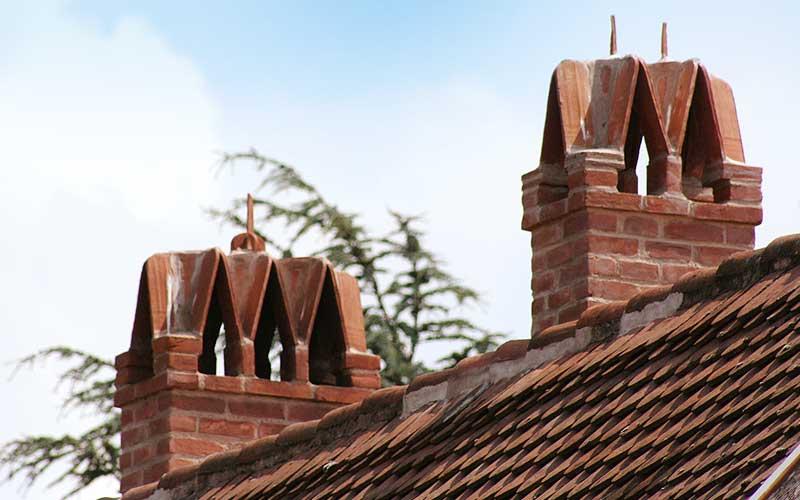 Briqueterie lanter produits en terre cuite - Mitre cheminee terre cuite ...