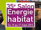 News - 35° Salon Energie habitat